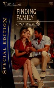 Cover of: Finding Family