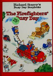 Cover of: Firefighter's Busy Day