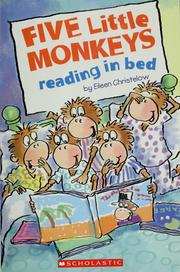 Cover of: Five little monkeys reading in bed