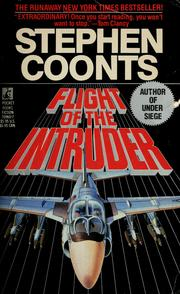 Cover of: Flight of the Intruder