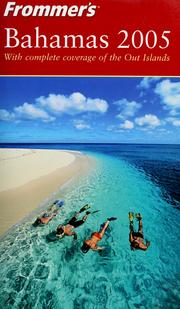 Cover of: Frommer's Bahamas 2005
