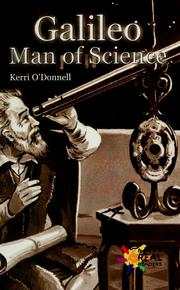 Cover of: Galileo, man of science