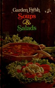 Cover of: Garden fresh soups & salads