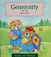 Cover of: Generosity: the gift