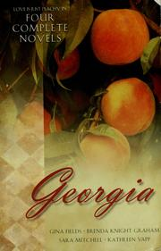 Cover of: Georgia: love is just peachy in four complete novels