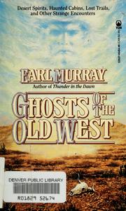 Cover of: Ghosts of the Old West.