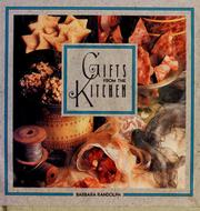 Cover of: Gifts from the kitchen