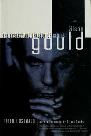 Cover of: Glenn Gould: the ecstasy and tragedy of genius