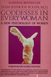 Cover of: Goddesses in everywoman: a new psychology of women