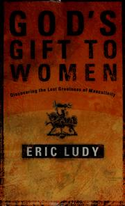 Cover of: God's gift to women