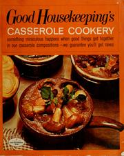 Cover of: Good housekeeping's casserole cookery