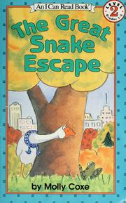 Cover of: The Great Snake Escape.