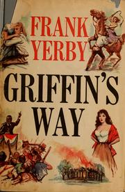 Cover of: Griffin's Way: a novel