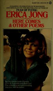 Cover of: Here comes and other poems: originally published as Fruit and vegetables and Half-lives.