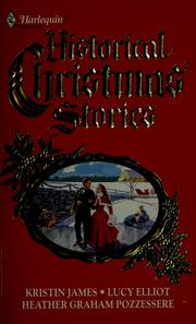 Cover of: Historical Christmas stories.