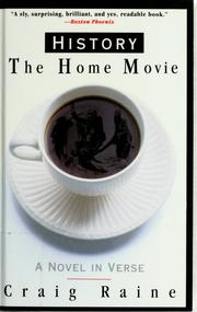 Cover of: History: the home movie