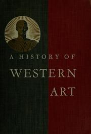 Cover of: A history of Western art.
