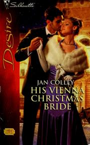 Cover of: His Vienna Christmas bride