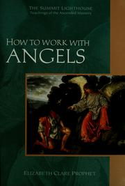 Cover of: How to work with angels