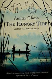 Cover of: The hungry tide