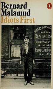 Cover of: Idiots first.