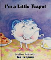 Cover of: I'm a little teapot