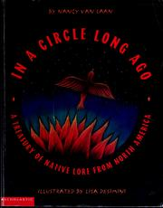 Cover of: In a circle long ago: a treasury of native lore from North America