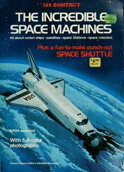 Cover of: The incredible space machines