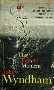 Cover of: The infinite moment