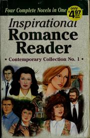 Cover of: Inspirational romance reader: Contemporary Collection No. 1.: Restore the Joy; Heartstrings; A Matter of Choice; Passage of the Heart