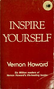 Cover of: Inspire yourself