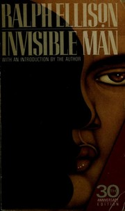 Cover of: Invisible man