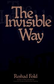 Cover of: The invisible way