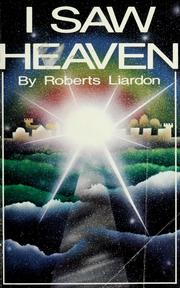 Cover of: I saw heaven