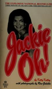 Cover of: Jackie Oh!
