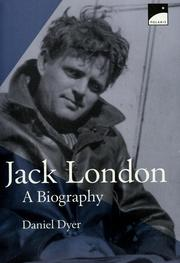 Cover of: Jack London: a biography