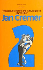 Cover of: Jan Cremer 2