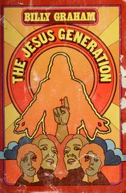 Cover of: The Jesus generation