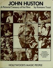 Cover of: John Huston: Hollywood's magic people
