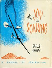 Cover of: The joy of soaring: a training manual.