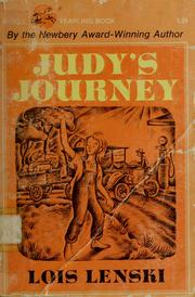 Cover of: Judy's Journey
