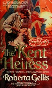 Cover of: The Kent heiress