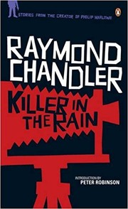 Cover of: Killer in the rain