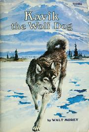 Cover of: Kävik the wolf dog