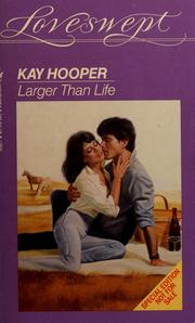 Cover of: Larger Than Life