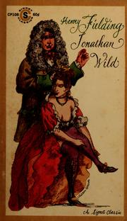 Cover of: Jonathan Wild