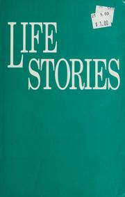 Cover of: Life stories
