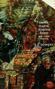 Cover of: Lions, harts, leaping does, and other stories