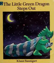 Cover of: The little green dragon steps out