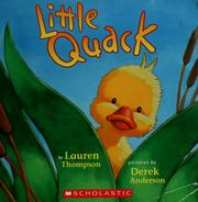 Cover of: Little Quack